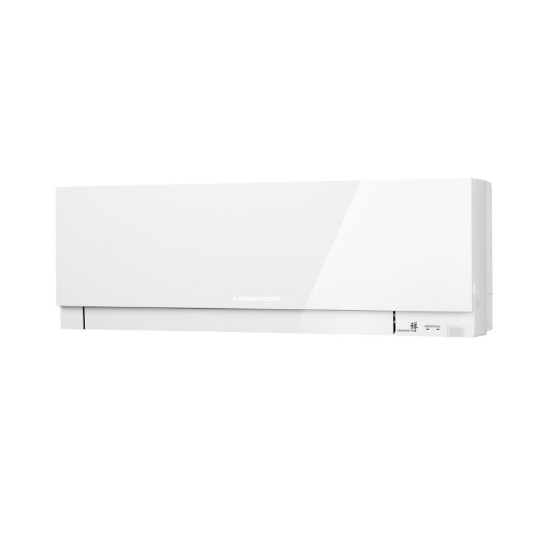 Настінний кондиціонер MITSUBISHI ELECTRIC Design MSZ-EF25VE3W/MUZ-EF25VE (Inverter, White)