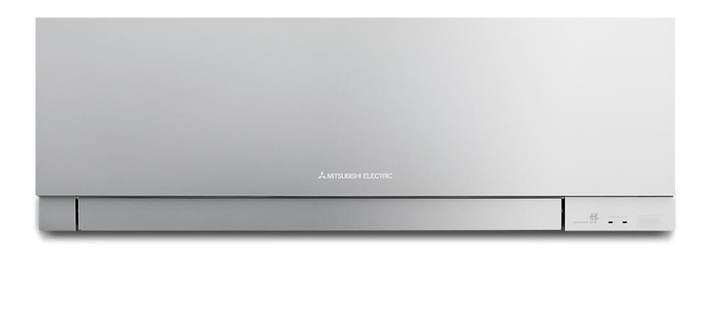 Настенный кондиционер MITSUBISHI ELECTRIC Design MSZ-EF35VE3S/MUZ-EF35VE (Inverter, Silver)