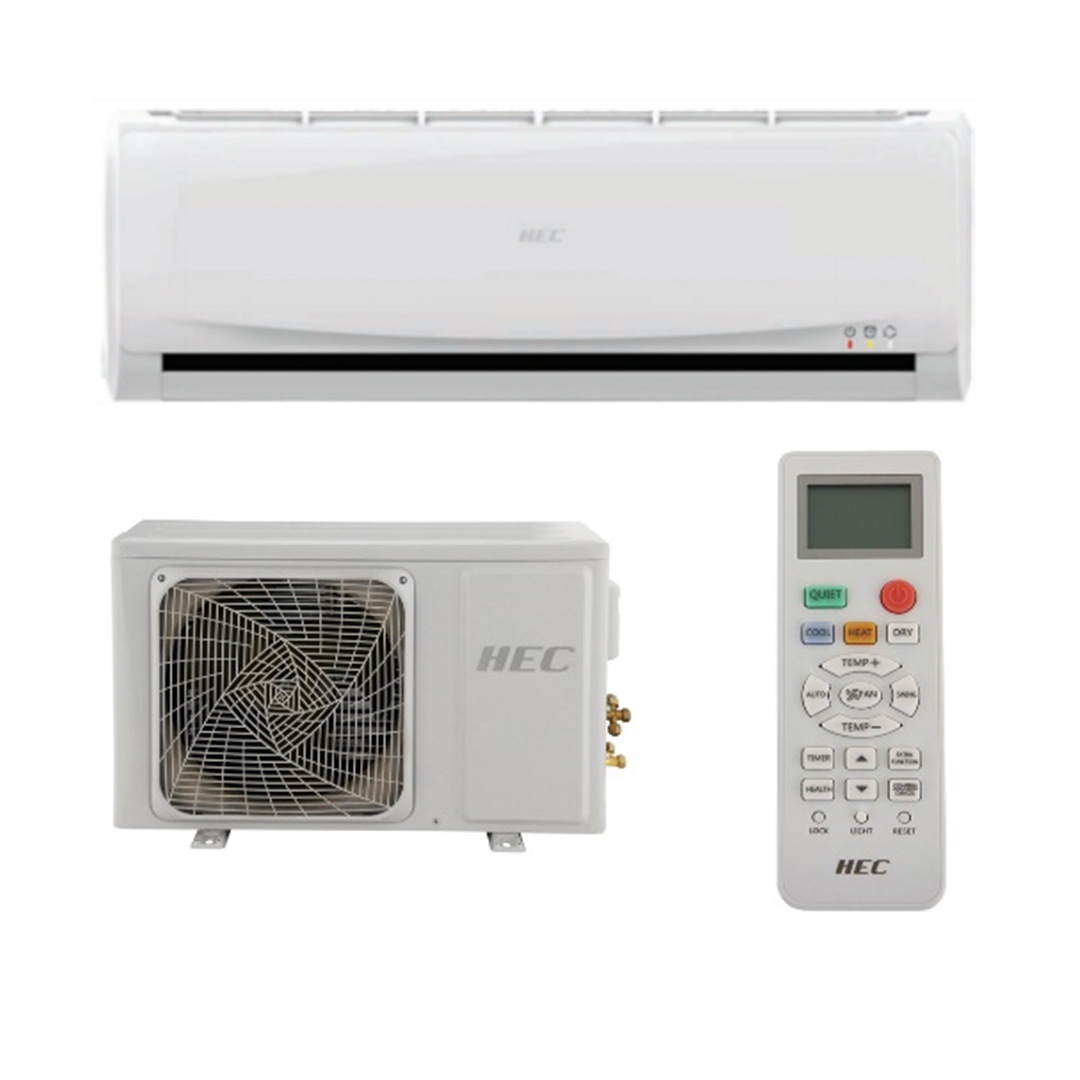 Настенный кондиционер Haier HEC Inverter HSU-24TC/R32(DB)-IN HSU-24TK1/R32(DB)-OUT